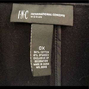 INC International Concepts Jackets & Coats - INC Military Inspired Glammy Jacket